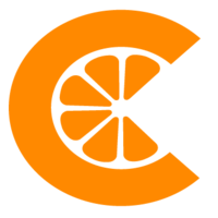 Arancia morsicata trasparente